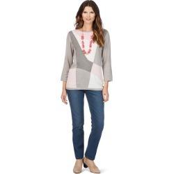 W.lane Colour Block Sweater - Multi - S