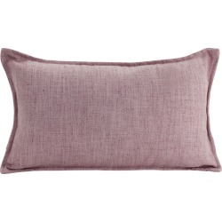 Nf Living Linen Lumbar Cushion - Blush found on Bargain Bro India from crossroads for $25.79