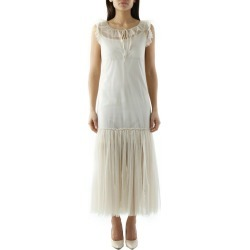 Olivia Hops Women's Dress In Beige - 46 found on Bargain Bro India from W Lane for $83.58