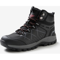 Rivers Hi Cut Hiker - Black - 6 found on Bargain Bro from Rivers for USD $37.02