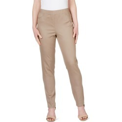 W.lane Signature Pull On Full Length Pant - Taupe - 20 found on Bargain Bro from Noni B Limited for USD $17.61