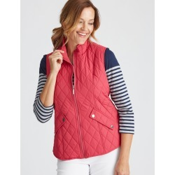 Millers Quilted Vest - Medium Pink - 16 found on Bargain Bro from Noni B Limited for USD $11.75