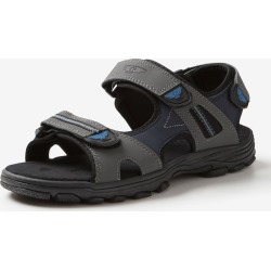 Riversoft Adventure Sandal - Grey/navy - 7 found on Bargain Bro from Noni B Limited for USD $8.81