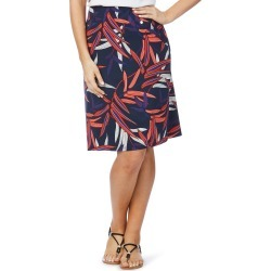 Rockmans Knee Length Printed Pencil Skirt - Multi - S found on Bargain Bro India from Noni B Limited for $14.08
