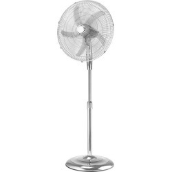 Heller 50cm Pedestal Oscillating Floor Fan Chrome - Silver - One found on Bargain Bro Philippines from Noni B Limited for $109.18