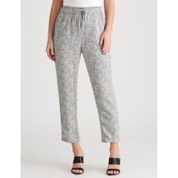 Crossroads Zip Pocket Tapered Pant - Grey Reptile - 10 found on Bargain Bro Philippines from crossroads for $19.65