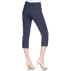 Capture Crop Detail Pant - Navy - 14 found on Bargain Bro India from Rockmans for $10.54