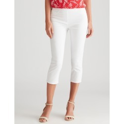W.lane Signature Crop Jean - White - 8 found on Bargain Bro from BE ME for USD $19.72