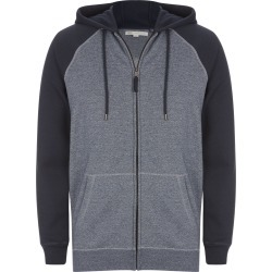 Rivers Raglan Sleeve Zip Front Hoodie - Navy/indigo Grindle - Navy/indigo Grindle - 3XL found on Bargain Bro Philippines from W Lane for $25.10