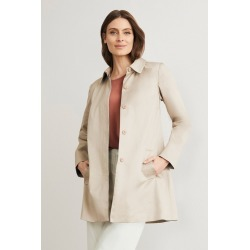 Capture Statement Coat - Stone - 8 found on Bargain Bro from Katies for USD $29.59