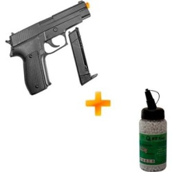Pistola de Airsoft P226 KWC Spring 6mm + BBs - Unissex found on Bargain Bro Philippines from netshoes for $102.41