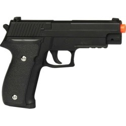 Pistola Airsoft Spring P226 G.26 Full Metal - Unissex found on Bargain Bro Philippines from netshoes for $154.35