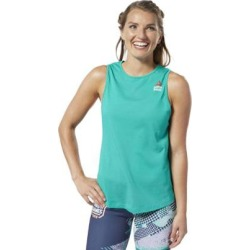 Regata Reebok Cotton Games Feminina - Feminino
