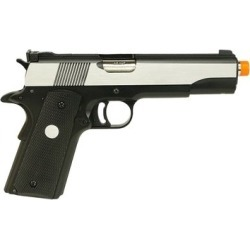 Pistola Airsoft MKIV 70 Dual Tone Full Metal 6mm GBB - Army - Unissex found on Bargain Bro Philippines from netshoes for $1273.51