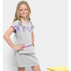 Vestido Infantil Dimy Candy Recorte Zíper - Feminino found on Bargain Bro Philippines from netshoes for $53.90