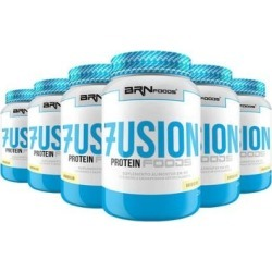 Kit 6x Fusion Protein Foods 900g - BRNFOODS - Unissex