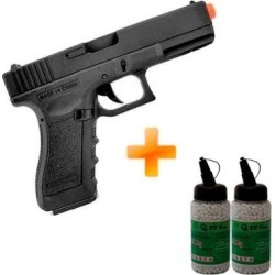 Pistola Airsoft Aep 18C Cm.030 Cyma + 4.000 - Unissex found on Bargain Bro India from netshoes for $362.11