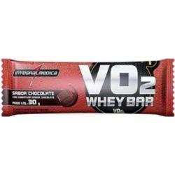 Vo2 Protein Bar 30G - Integral Médica - Côco - Unissex