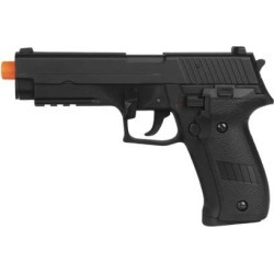 Pistola Airsoft Aep Sig Sauer Slide Metal 6.0Mm Cm - Unissex found on Bargain Bro Philippines from netshoes for $427.43