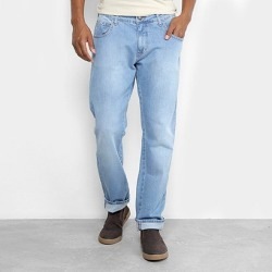 4bdf055e5 Calça Jeans Slim Forum Masculina - Masculino found on MODAPINS from  netshoes for USD $127.40