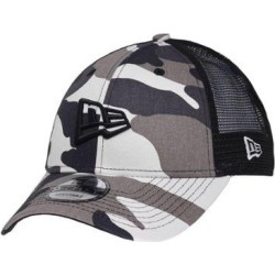 Boné New Era 940 SN Trucker NE Flag - Masculino