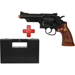 Revólver Airsoft Spring UHC UA-931B Black Edition - Unissex found on Bargain Bro India from netshoes for $199.92