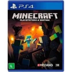 Minecraft Playstation 4 Edition - Unissex
