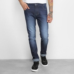 7ca4d049e Calça Jeans Skinny Fit Coca-Cola Masculina - Masculino found on MODAPINS  from netshoes for