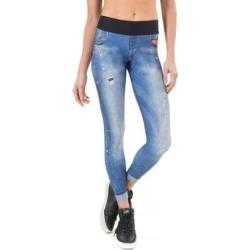 Calça Legging Live Jeans Original Basic - Feminino