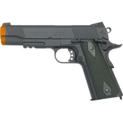 Pistola Airsoft Colt 1911 Rail Black Matt Full Metal GBB CO2 - Unissex found on Bargain Bro Philippines from netshoes for $965.72