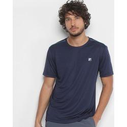 Camiseta Fila Aztec Box Masculina - Masculino