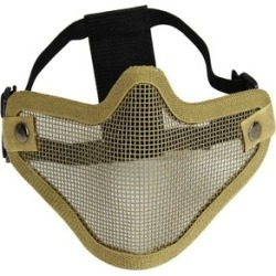 Máscara de Proteção Airsoft Meia Face Tan HY-023TN - Unissex found on Bargain Bro Philippines from netshoes for $40.18