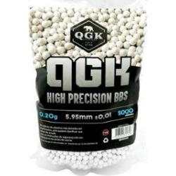 BB Airsoft QGK 0.20g Saco c/ 5000 BBs - Unissex found on Bargain Bro India from netshoes for $29.36