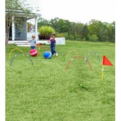 Kick Croquet Kid's Outdoor Game