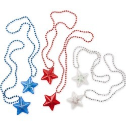 Light-Up Star Necklaces (set of 6) found on Bargain Bro India from HearthSong for $12.98