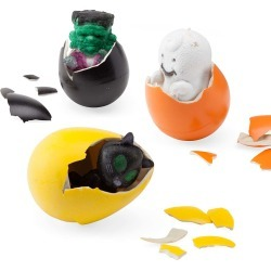 Set of 3 Halloween Hatch 'Ems found on Bargain Bro India from HearthSong for $9.98