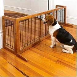Large Pet Barrier found on Bargain Bro Philippines from Plow & Hearth for $179.95
