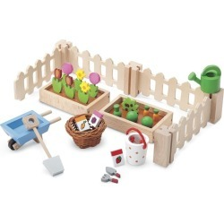 My Little Garden Wooden Play Set found on Bargain Bro India from HearthSong for $21.98