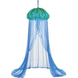 Aquaglow Jellyfish Hideaway Bed Canopy found on Bargain Bro India from HearthSong for $69.98