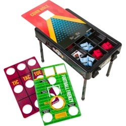 6-in-1 Change Up Portable Multi-Game Set found on Bargain Bro India from HearthSong for $185.00