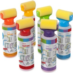 ChalkScapes Sidewalk Chalk Rollers found on Bargain Bro India from HearthSong for $16.98