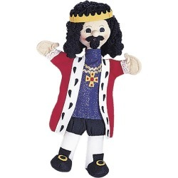 Royal Family Costumed Puppet found on Bargain Bro India from HearthSong for $14.97