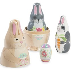 Bunny Nesting Set found on Bargain Bro India from HearthSong for $22.98