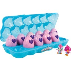 Hatchimals CollEGGtibles 12-Pack Egg Carton found on Bargain Bro India from HearthSong for $29.99
