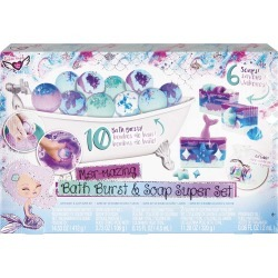 Mer-Mazing Bath Burst and Soap Super Set found on Bargain Bro India from HearthSong for $39.98