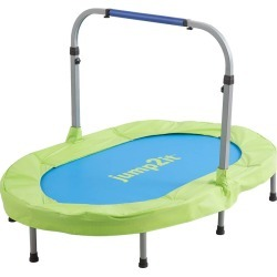 Jump2It Adjustable Trampoline with Folding Handle found on Bargain Bro India from HearthSong for $109.00