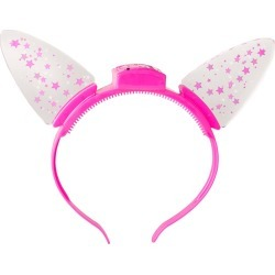 Light-Up Cat Ears found on Bargain Bro India from HearthSong for $10.98