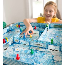Ice Cool Board Game found on Bargain Bro India from HearthSong for $29.98