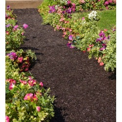 Environmentally Friendly Perma Mulch Pathway - Garden Landscaping found on Bargain Bro India from Plow & Hearth for $44.95
