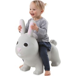 Bouncy Inflatable Animal Jump-Along found on Bargain Bro India from HearthSong for $29.98